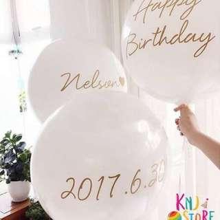🚚 留言糖果波波氣球🍬