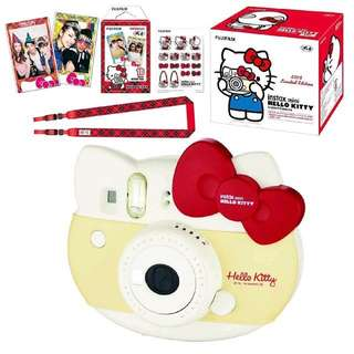 Fujifilm Instax Mini Hello Kitty 40th Anniversary Limited Edition (Red)