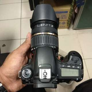 Canon 60D With two lens