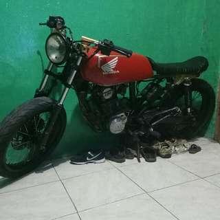 Motor Cb Custom