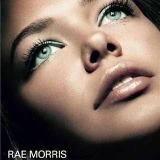 'Beautiful Eyes: The Ultimate Eye Makeup Guide' by Rae Morris