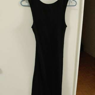 Black Dress (Brandy Melville)