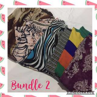Bundle 2 Tops (3for120)