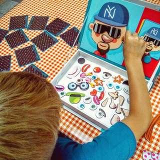 拼拼乐益智早教礼物1-2-3-6周岁男女孩4-5-7岁磁性拼图儿童玩具