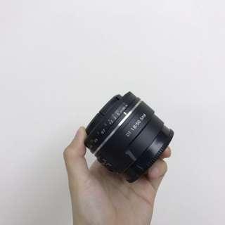 Sony SAL50 f1.8 相機鏡頭 A-mount 影人一流