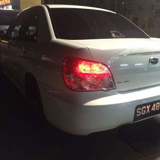 Subaru Impreza Tail Lights