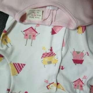Zara Baby Brandnew Frogsuit