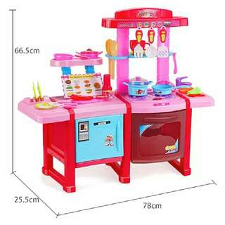 Multi Functional Kitchen Toy