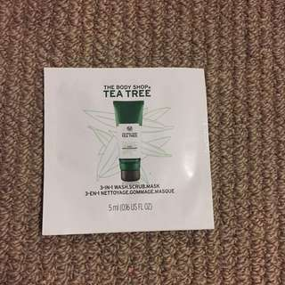 Body Shop Tea Tree 3-in-1