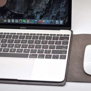 🚚 《B33A》蘋果筆電包 Apple Macbook Air 13吋 筆電保護套 滑鼠墊功能內蓋 保護皮套 防震 收納包 內藏式