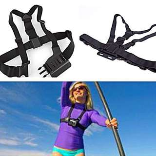 Body Harness For the GoPro/action Camera