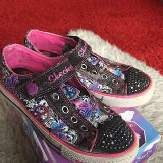 Original Skechers twinkle toes ( light up)