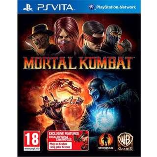 PS Vita Mortal Kombat