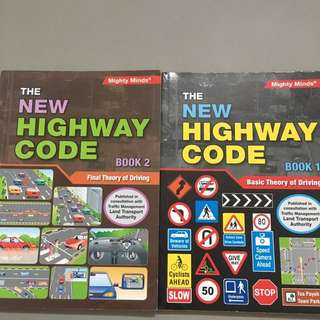 Cheap Highway Code