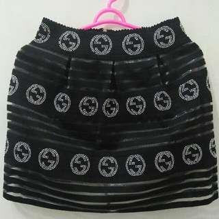 Black Skirt Korea