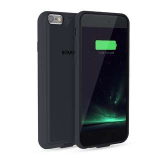 ROMOSS Slim Battery Case for iPhone 6/6s or iPhone 6/6s Plus