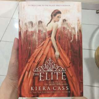 The Elite (Original, English, Hardcover)