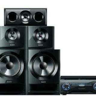 Sony Home Theater Systenlm