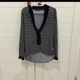 Zara Blouse Original