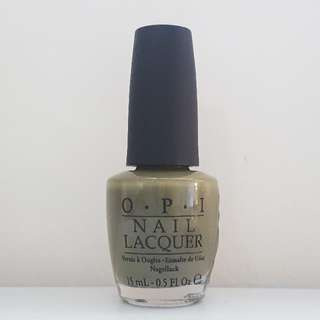 """unopened OPI Nail polish in """"Uh-Oh Roll Down the Window"""""""