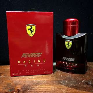 FERRARI RACING RED法拉利 極限紅 男性淡香水 125ML
