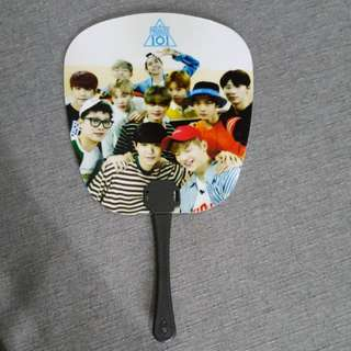 WANNA ONE ~ HAND FAN ~ READY STOCK