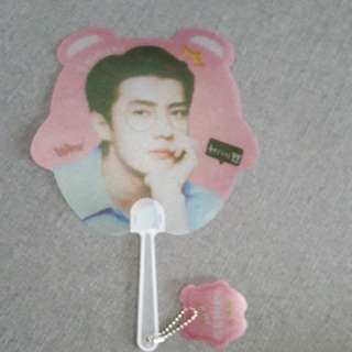 EXO ~ SEHUN HAND FAN ~ READY STOCK