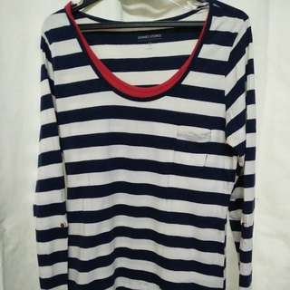 Dunnes Stores Long Sleeve Tee (Prelove)