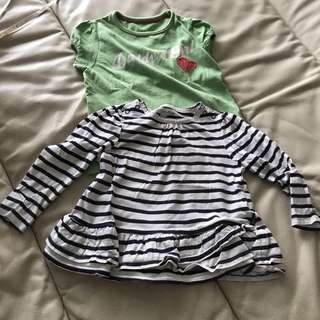 Gap & mothercare top