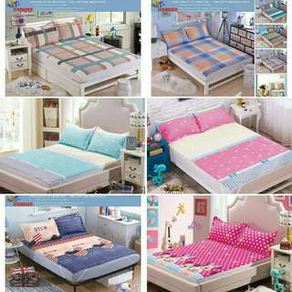 Potty Train Bed Sheet