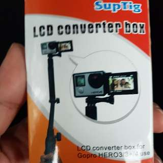 GoPro LCD Converter Box