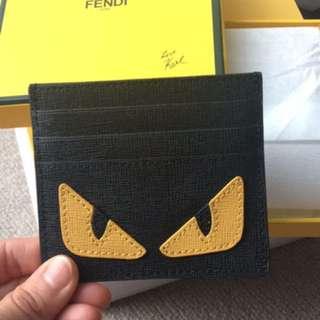 Fendi card case