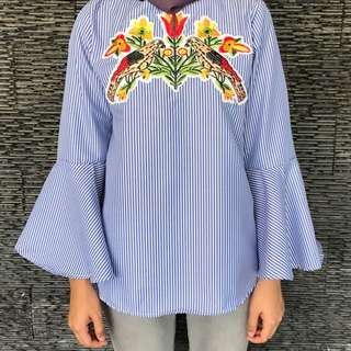Zara Inspired Blouse