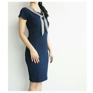 Harumi Syal Dress
