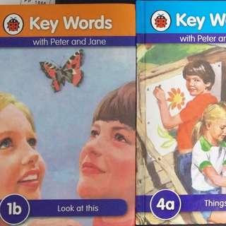 Key Words : with Peter and Jane