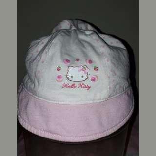 Hello Kitty baby cap