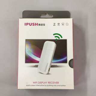 IPush DLNA Wifi Display Receiver Dongle
