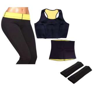 NEW 4in1 Hot Shapers Set (XXL)