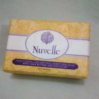 Nuvelle Pure Vegetable Soap