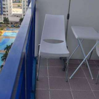 MALL OF ASIA - SEA RESIDENCE CONDOTEL with BALCONY \FULLY FURNISHED with Internet/WiFi, Cable TV