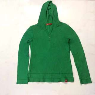 REDUCED!!GOGGLES green Hoodie