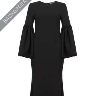 Poplook Bell Sleeve Dress
