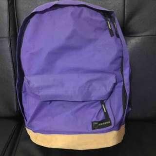 K•SWISS紫色後背包