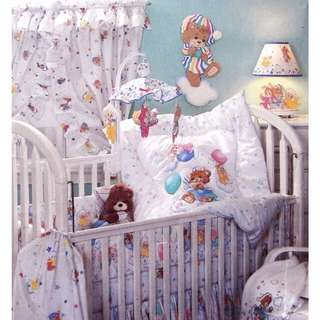 US Crib Blanket