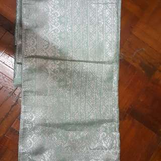 Baby Green Original Sobgket With Shawl