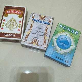 撲克牌 一副$10 免運