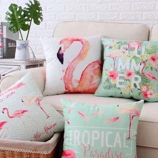 Tropical Dreamy Pillow Casing