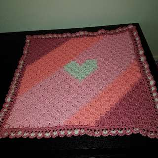 baby's first blanket/wrao