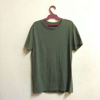 Hip Martian Premium Collection Green Tee (T-shirt)