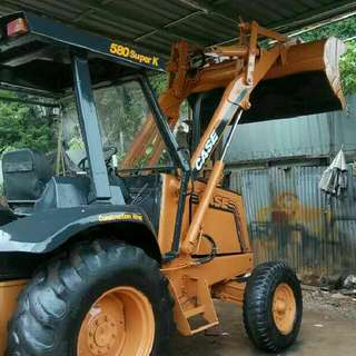 Backhoe 580Super K